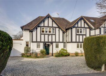 Thumbnail 5 bed detached house for sale in Dukes Wood Avenue, Gerrards Cross, Buckinghamshire