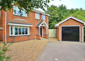 Thumbnail 4 bed detached house for sale in Rowe Leyes Furlong, Rothley, Leicestershire