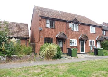 Thumbnail 2 bed property to rent in Pearce Road, Diss