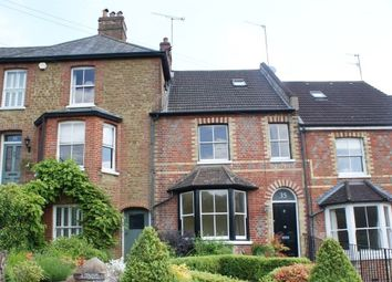 Thumbnail 3 bed terraced house to rent in Grove Road, Godalming