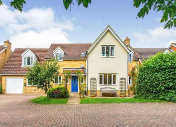 Thumbnail 5 bed detached house for sale in Goose Cross, Highfields Caldecote, Cambridge