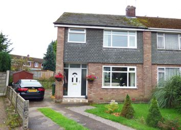 Thumbnail 3 bed semi-detached house for sale in Zurich Gardens, Bramhall, Stockport