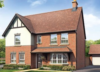 "Thumbnail 4 bed detached house for sale in ""Alnwick Special"" at Melton Road, Edwalton, Nottingham"