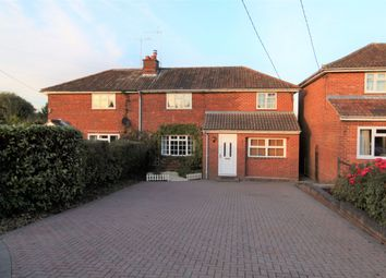 Thumbnail 4 bedroom semi-detached house for sale in Hatch Lane, Basingstoke, Hampshire