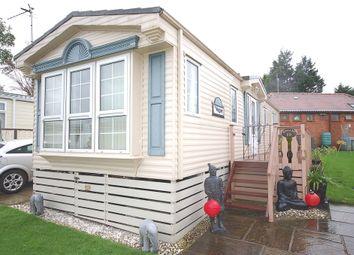 Thumbnail 2 bedroom mobile/park home for sale in Cartford Lane, Little Eccleston, Preston