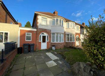 Herondale Road, Yardley, Birmingham B26. 3 bed semi-detached house