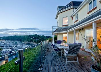 Thumbnail 4 bedroom detached house for sale in Tower House, Kingswear, Dartmouth, Devon