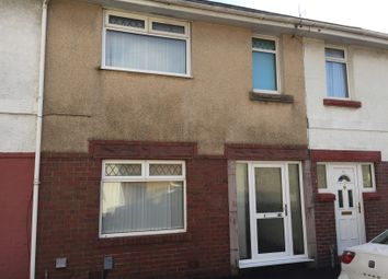 Thumbnail 3 bed terraced house to rent in Tirpenry Street, Morriston, Swansea