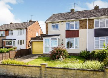Cotswold Road, Chipping Sodbury, Bristol BS37. 3 bed semi-detached house