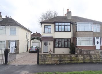 Thumbnail 3 bed semi-detached house for sale in Amberton Road, Gipton, Leeds