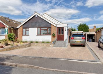Thumbnail 5 bed detached bungalow for sale in Wentworth Road, Hertford