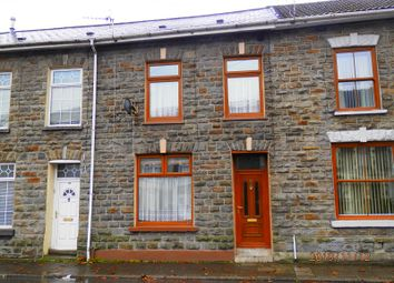 3 bed terraced house for sale in Bute Street, Treherbert, Rhondda Cynon Taff. CF42