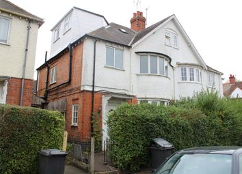 Thumbnail 5 bed semi-detached house for sale in Bodnant Avenue, Evington, Leicester