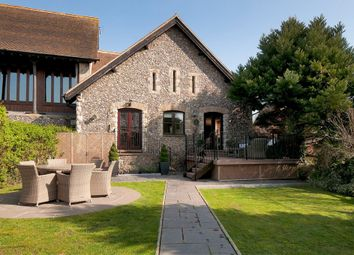 Thumbnail 3 bed barn conversion for sale in Pratling Street, Aylesford
