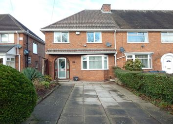 Thumbnail 3 bedroom terraced house for sale in Frankley Beeches Road, Northfield, Birmingham