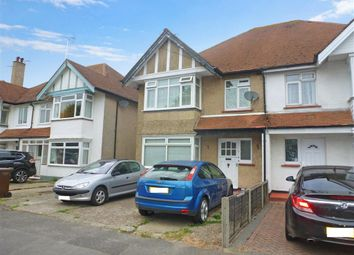Thumbnail 2 bed flat for sale in Wellington Road, Bognor Regis, West Sussex