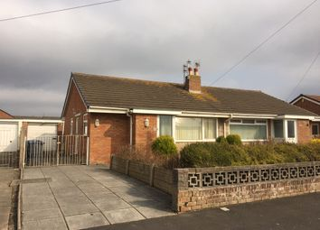 Thumbnail 2 bed semi-detached bungalow for sale in Buttermere Avenue, Fleetwood