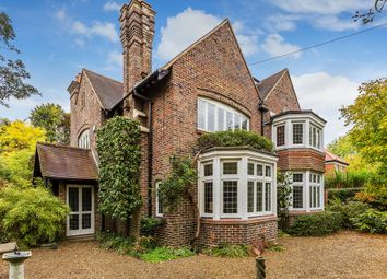 Thumbnail 6 bed detached house for sale in Wilderness Road, Oxted