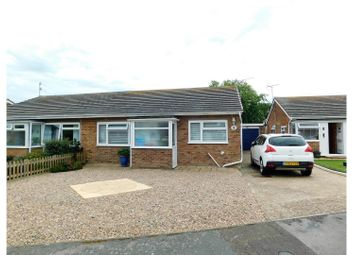 Thumbnail 2 bed semi-detached bungalow for sale in Cormorant Close, Eastbourne