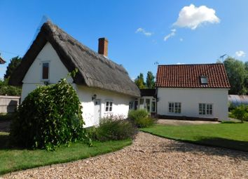 Thumbnail 2 bed cottage for sale in Moats Tye, Combs, Stowmarket