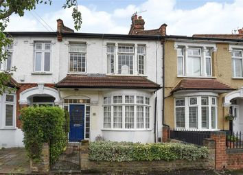 Thumbnail 3 bed terraced house for sale in Woodville Road, South Woodford, London