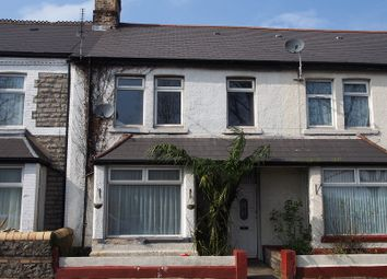 Thumbnail 3 bed property to rent in Churchill Terrace, Barry