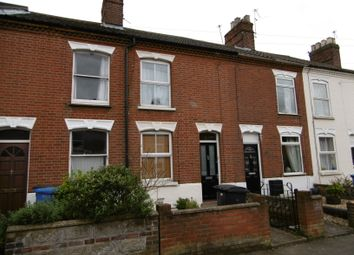 Thumbnail 3 bedroom terraced house to rent in Northcote Road, Norwich