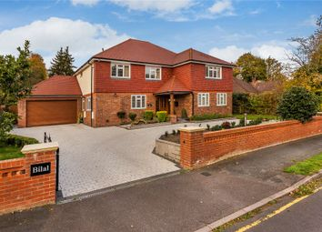 Thumbnail 6 bedroom detached house for sale in Horsell, Woking, Surrey