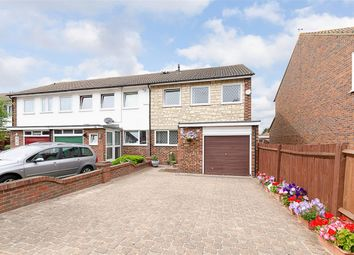 Thumbnail 4 bed semi-detached house for sale in St. Albans Road, Sutton, Surrey