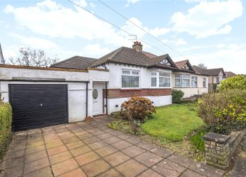 Thumbnail 2 bed bungalow for sale in Athol Gardens, Pinner, Middlesex