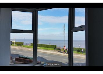 Thumbnail 1 bed flat to rent in High Cliff Road, Cleethorpes