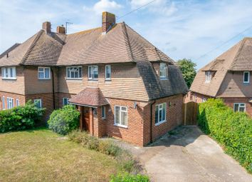 3 bed semi-detached house for sale in Saltwood Road, Seaford BN25