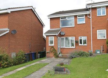 Thumbnail 1 bed flat to rent in Eshton Court, Mapplewell, Barnsley