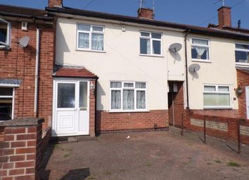 Thumbnail 3 bedroom terraced house for sale in Bowhill Grove, Leicester, Leicestershire