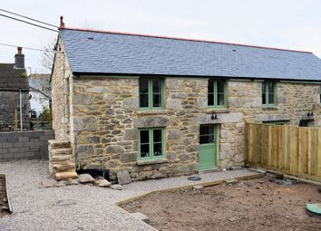 Thumbnail 2 bed barn conversion to rent in Forth Vean, Godolphin Cross, Helston