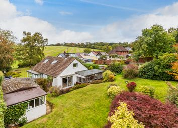 Thumbnail 3 bed detached bungalow for sale in Bighton Road, Medstead, Hampshire