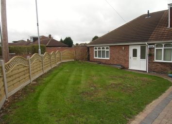 Thumbnail 1 bedroom bungalow to rent in Goodes Lane, Syston, Leicester