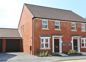 Thumbnail 3 bedroom semi-detached house for sale in Oakhill Gardens, Gravel Hill, Swanmore