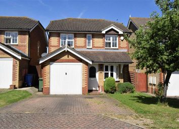 3 bed detached house for sale in Wilks Close, Rainham, Gillingham ME8