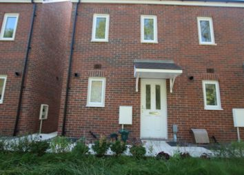 Thumbnail 3 bed terraced house to rent in Cwrt Abergorci, Mountain Ash
