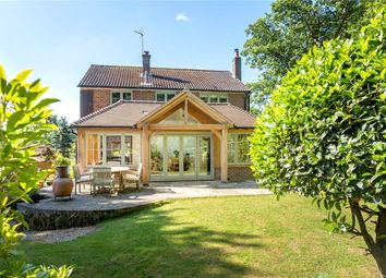 Thumbnail 3 bed detached house for sale in Hollihurst Road, Lodsworth, Petworth, West Sussex