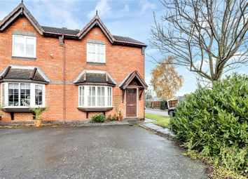 Thumbnail 3 bed semi-detached house for sale in Burway Meadow, Alrewas, Burton-On-Trent