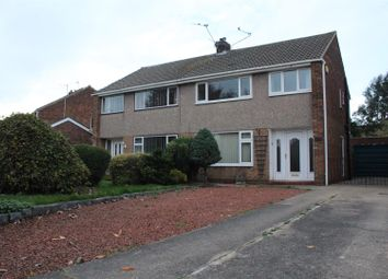 Thumbnail 3 bed semi-detached house for sale in Fens Crescent, Hartlepool
