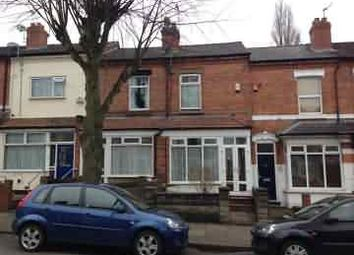 Thumbnail 3 bed terraced house to rent in Oliver Road, Erdington, Birmingham