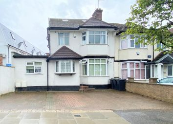 Thumbnail 5 bed semi-detached house for sale in Hurstwood Road, London