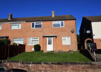 Thumbnail 3 bed semi-detached house for sale in Raglan Way, Chepstow