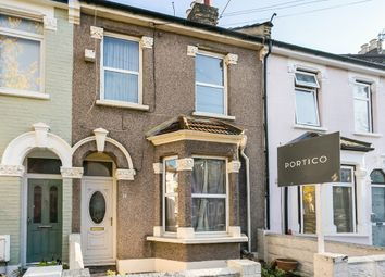Thumbnail 3 bedroom terraced house for sale in Whitney Road, London