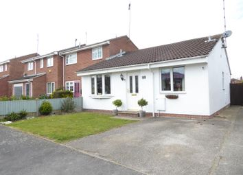 Thumbnail 2 bed bungalow for sale in Falcon Way, Woodville, Swadlincote