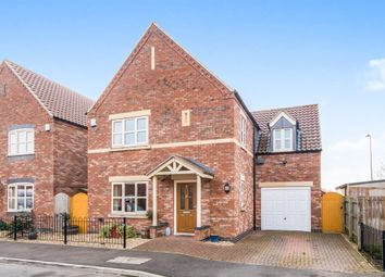 Thumbnail 4 bed detached house for sale in Fenton Fields, Fenton, Lincoln