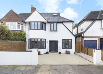 Thumbnail 5 bed semi-detached house for sale in Orme Road, Norbiton, Kingston Upon Thames